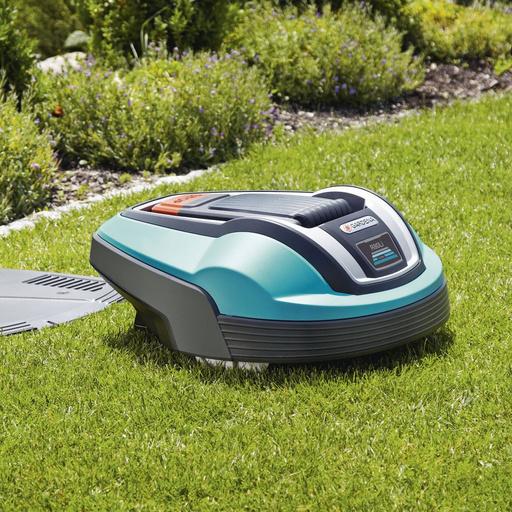 Vind en Gardena Robotplæneklipper Sileno Plus 1600