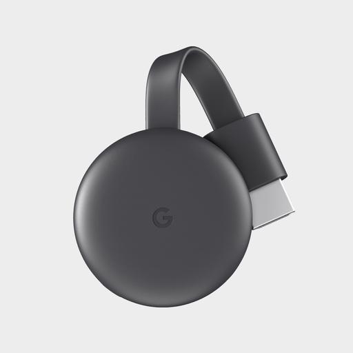 Vind den nye Google Chromecast 3