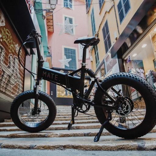 Mate City X Cykel
