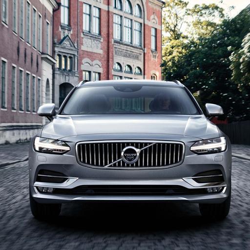 Win a Volvo V90 (2019) Momentum Advanced Black